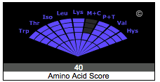 Swiss Chard Amino Acids